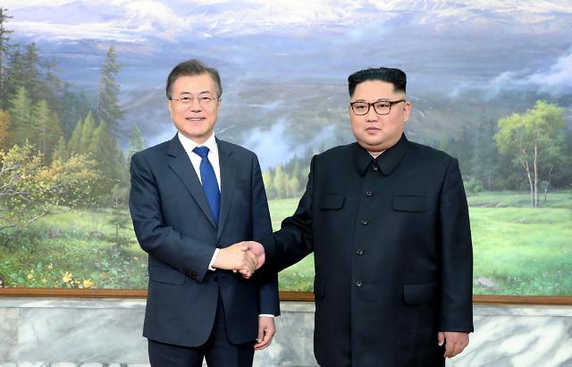 韩青瓦台:韩朝首脑9月会晤计划不变