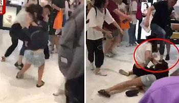 为什么中国人总在韩国免税店打架?