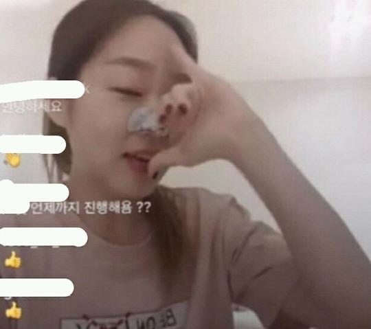 [AJU★이슈] 박명수 아내 한수민, SNS 라이브 방송서 욕설 파문···아내의 맛에서 더이상 못본다