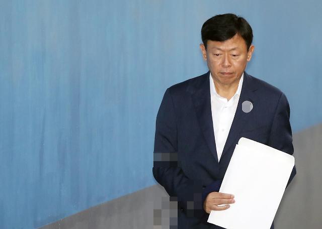乐天会长案二审:检方建议判其14年 罚1000亿韩元