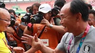 Bóng đá Việt Nam và Hàn Quốc, chúng ta đã gặp nhau tại trận bán kết nhiều cảm xúc