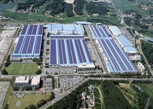 현대차 울산공장, 연간 1만가구 사용 전력 생산한다