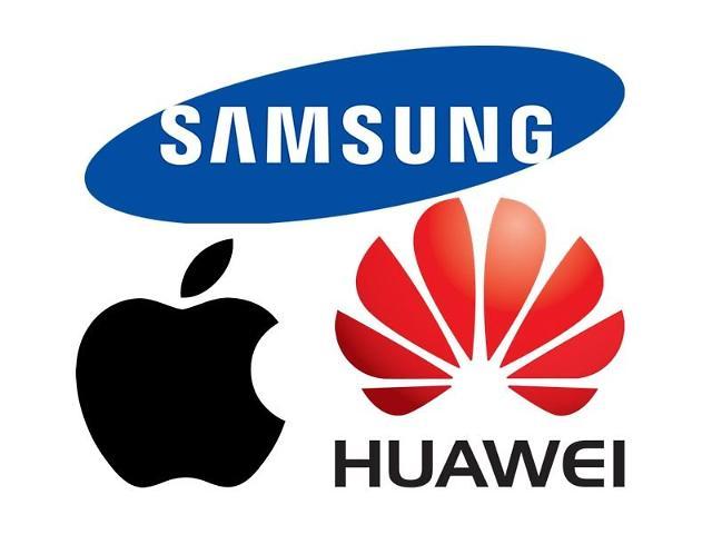 三星手机三季度市场份额预计将跌至19%  华为猛烈追击