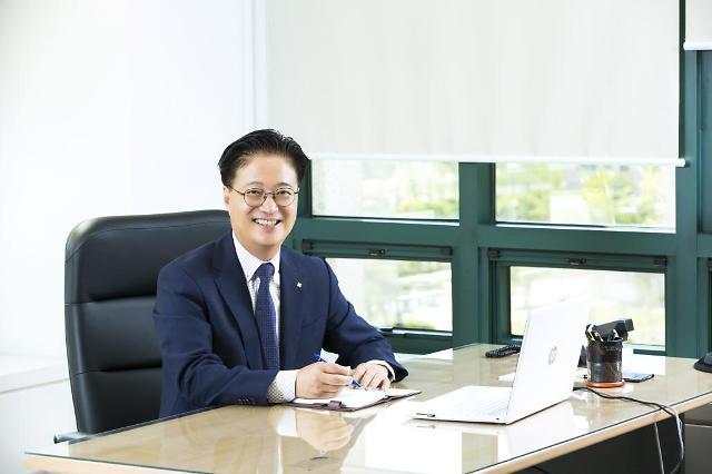 GC녹십자엠에스, 안은억 신임 대표이사 사장 선임