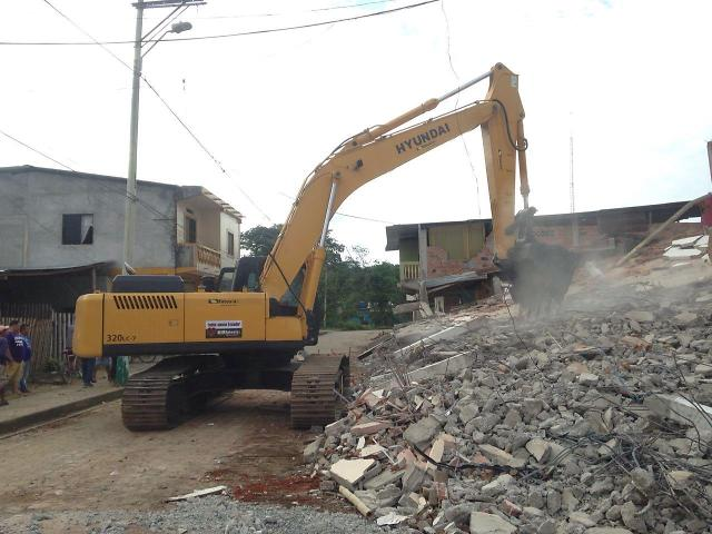 현대건설기계, 인도에 수해복구 굴삭기 및 성금 지원