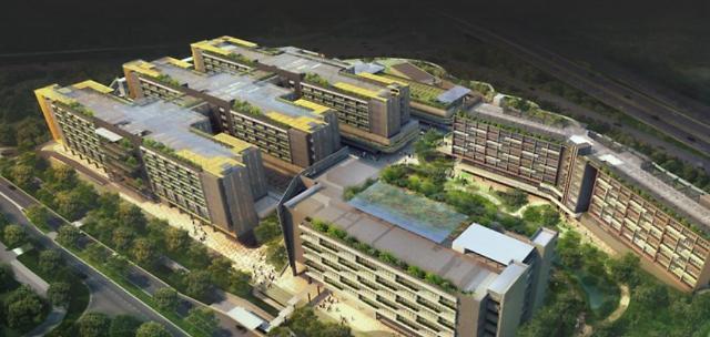 대우·쌍용건설, 7800억원 규모 싱가포르 WHC 병원 계약