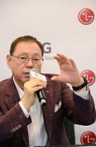 """[IFA 2018]趙成珍LG電子副会長""""AI、必ず行くべき道"""""""