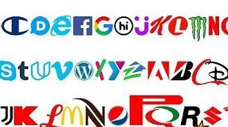 Phông chữ từ logo các thương hiệu đình đám trên thế giới