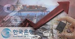 .韩2018年第二季GDP增速初步核实为0.6%.
