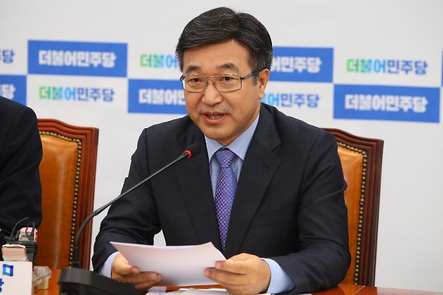 이해찬, 사무총장에 윤호중 선임…김진표·송영길에도 '구애'