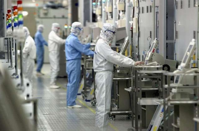 """""""半导体崛起""""为时尚早 韩国制造仍占中国进口总产品半数以上"""