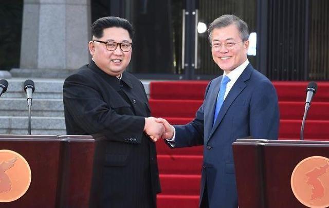 <快讯>韩国总统文在寅18-20日访问朝鲜