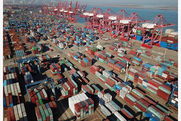 중국 8월 양호한 수출성적표에 담긴 의미