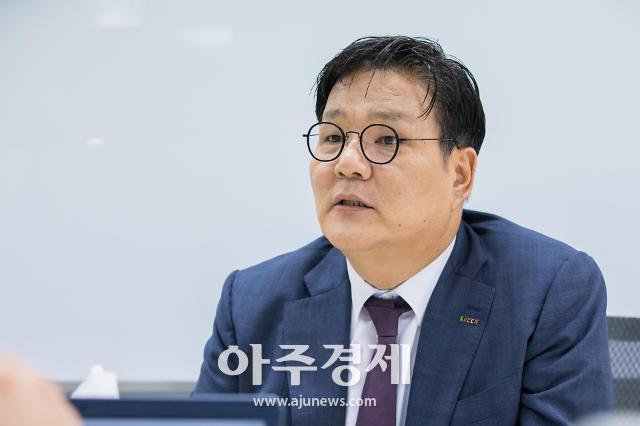 """[인터뷰] 김영준 콘진원장 """"신뢰 기반한 신한류 전도사 역할 충실"""""""