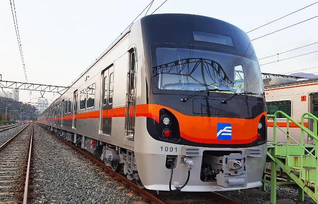 현대로템, 부산도시철도 신규 전동차 48량 수주...556억원 규모