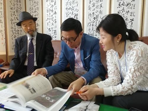 韩阿里郎TV将办中韩传统文化联合公演
