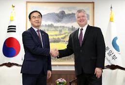 U.S. envoy emphasizes dialogue with N. Korea: Yonhap