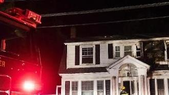 Hàng chục vụ cháy nổ làm rung chuyển một số khu dân cư tại Boston Mỹ