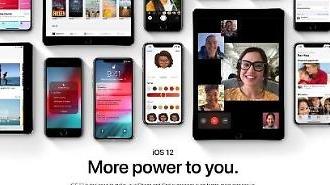 Rạng sáng mai tại Hàn Quốc sẽ xuất hiện bản nâng cấp iOS 12 chính thức của Apple