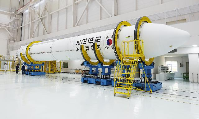 S. Korea to test first home-made booster engine in late October