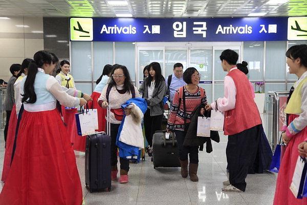 釜山开展中秋十一营销喜迎中国游客