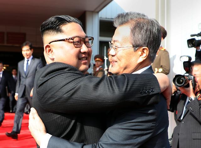 [영상/평양 남북정상회담] 비핵화란 말도 좀 폐기해주세요