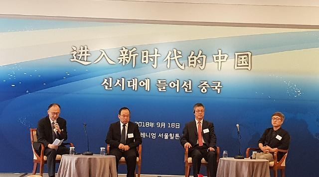 """""""한반도 비핵화, 평화체제 구축 관련 한·중 협력해야"""" 中 전문가"""