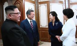 .文在寅:现在是韩朝关系收获果实的时候 .