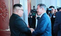.金正恩表示相信朝美对话会有更大进展.