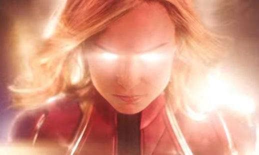 캡틴 마블 티저 공개, 10시간만에 1259만뷰 넘었다