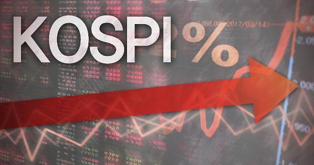 코스피, 美中 무역협상 기대감에 상승 출발