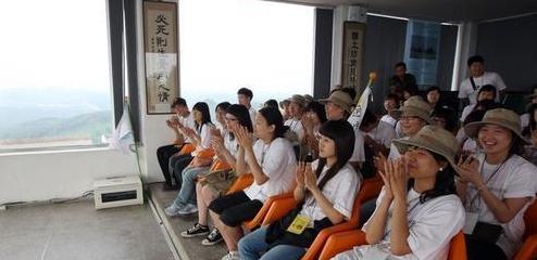 韩朝关系回暖带热边防京畿北部景区