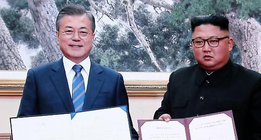 北 동창리 미사일 발사대 영구 폐쇄한다
