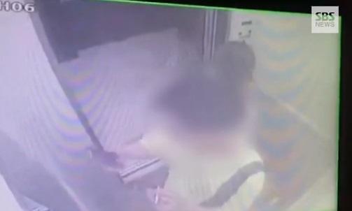 구하라-전 남자친구 CCTV 영상 공개…무엇보다 엘베에서 담배를?…구하라는 사과