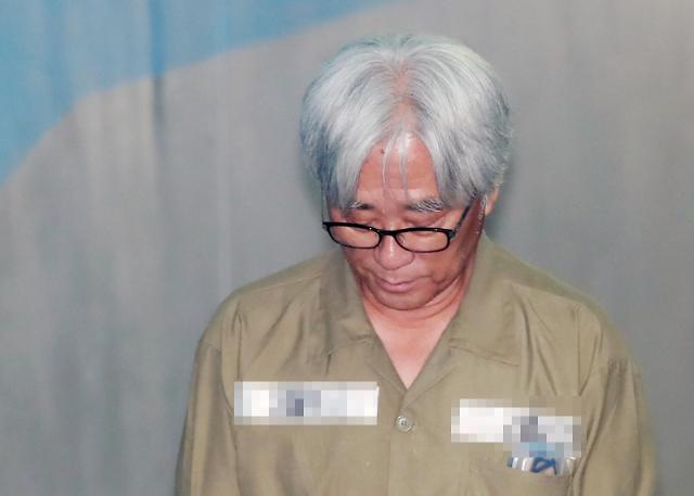 미투 첫 실형…법원, 이윤택 징역 6년 선고…