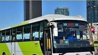 노선·시간 내맘대로... 中 새로운 버스 공유 서비스 도입