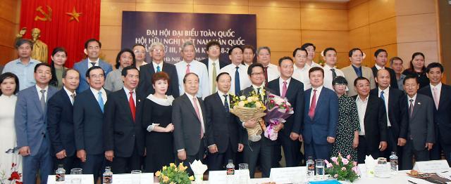 부띠엔록 VCCI 회장, 베트남-한국친선협회 3기 회장 선출