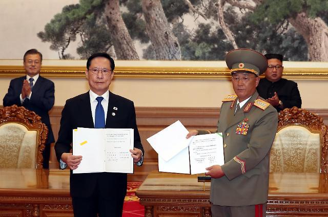 韩美防长通话共享韩朝军事协议信息