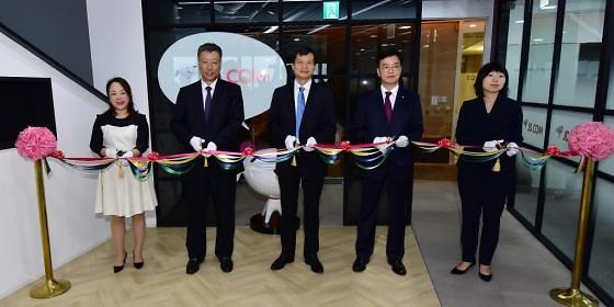 京东设立韩国办事处