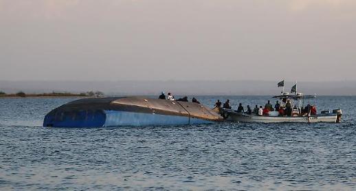 아프리카 탄자니아 여객선 전복사고 사망자 170명