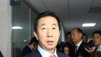 """김성태 """"문재인 정권 오만방자 이중적 작태 좌시 않을 것"""""""