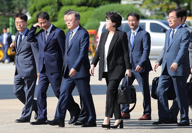 """여야, 문 대통령 방미에 """"북핵문제 의미있는 합의 이뤄지길"""""""