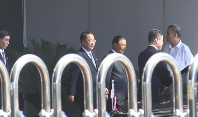 朝鲜外务相李勇浩抵达纽约 会否与蓬佩奥会面引关注
