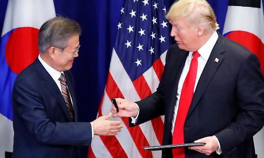 [포토] 트럼프가 준 펜 가격은