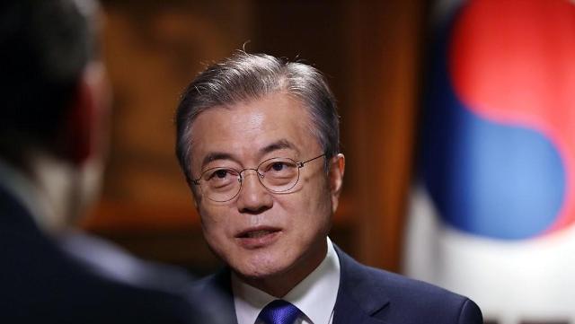 文在寅:即便朝鲜半岛统一 驻韩美军也无需撤退