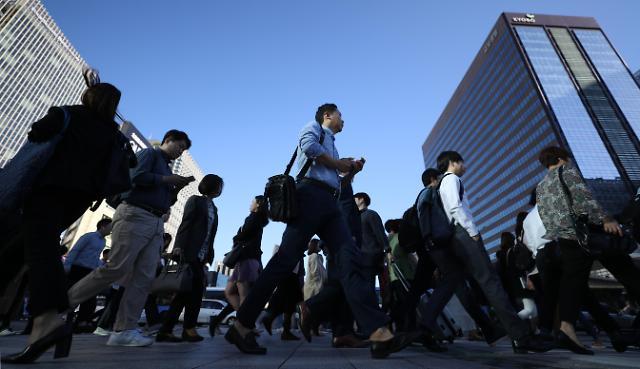 韩国结束中秋长假 市民工作生活重回正轨