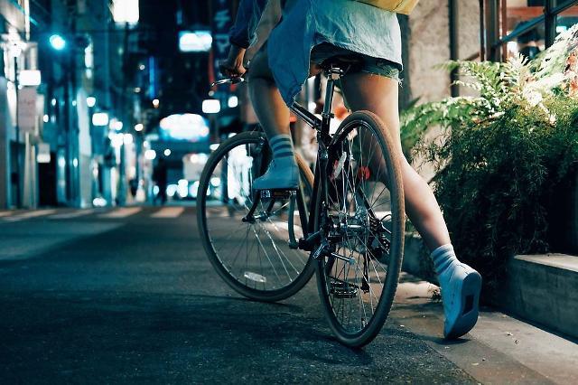 韩明日起实施自行车酒驾罚款制