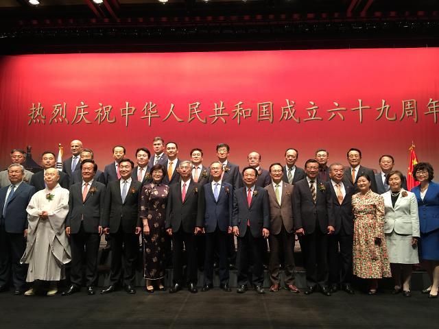 中国驻韩大使:中国愿继续与韩方加强沟通,推进半岛和平进程