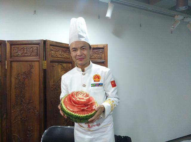 """""""文创美食 全球品味""""-川菜文化主题讲座在首尔举行"""