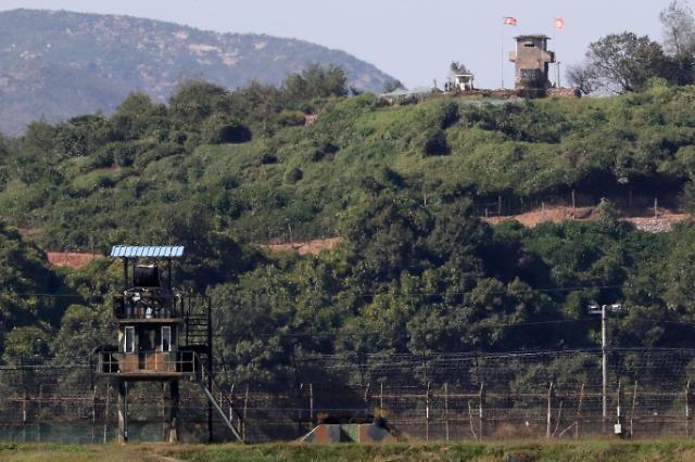 韩朝明日起将在非军事区扫雷